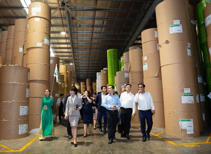 CP Paper đón đầu xu hướng tiêu dùng trong ngành giấy
